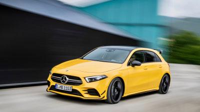 New Mercedes-AMG A35 'a proper AMG'