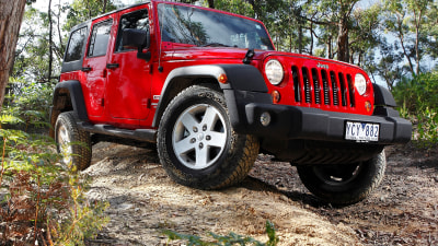 2011 Jeep Wrangler Unlimited Sport CRD Review