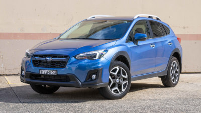 2019 Subaru XV long-term review, part one