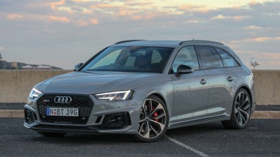 Audi RS4 2019 Review