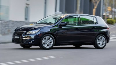 Peugeot 308 - 2017 Hatch And Wagon Range Simplified, Now With More Standard Features