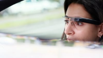 Texting With Google Glass While Driving Is Only Marginally Safer: Study