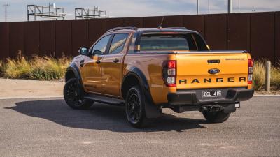 2021 Ford Ranger Wildtrak X bi-turbo review