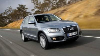 2009 Audi Q5 Range Gets Two New Engines