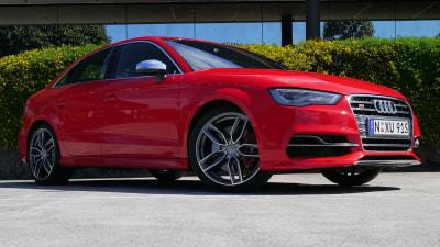 2014 Audi S3 Sedan Review