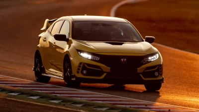 Honda Civic Type R sets new lap record for front-drive cars