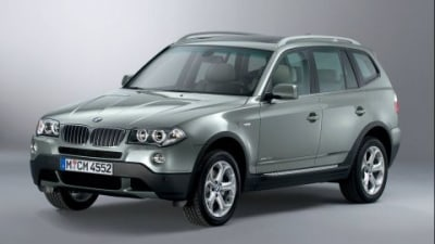 BMW Updates X3 Model Range