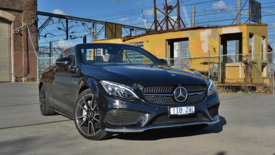 2017 Mercedes-AMG C43 Cabriolet Review | All-Rounder Works Best In Drop-Top Form