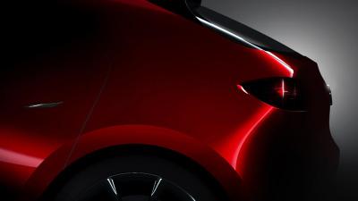 Next-Generation Mazda3 To Be Previewed At Tokyo Motor Show