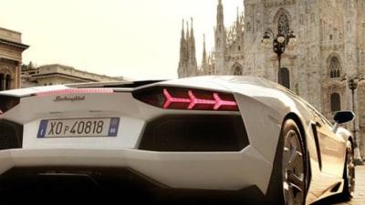 Lamborghini's golden celebration