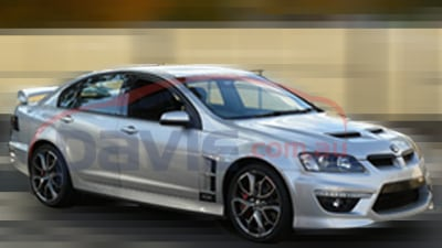 HSV Remaining Tight-Lipped On E Series 2 'Leaked' Pics