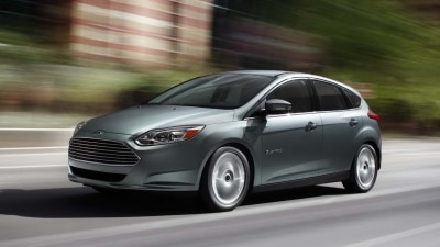 2012 Ford Focus Electric Revealed: Video