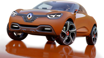 Renault Captur Concept To Spawn Three New Crossovers: Report