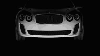 Bentley To Unveil Its Fastest Most Powerful-Ever Production Car