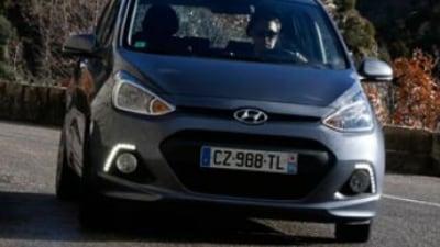 Hyundai i10 first drive review