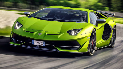 2018-2021 Lamborghini Aventador recalled with latch fault