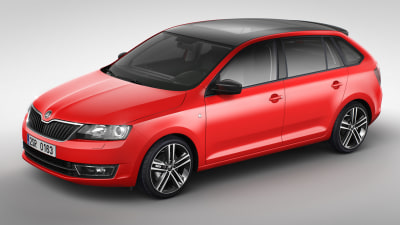 Skoda Rapid Spaceback Revealed, Sedan Scratched From Local Launch List
