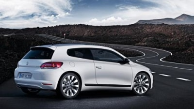 VW Scirocco official videos