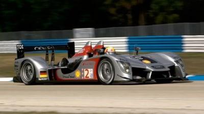 Audi R15 TDI Qualifies Second For Inaugural Race At Sebring