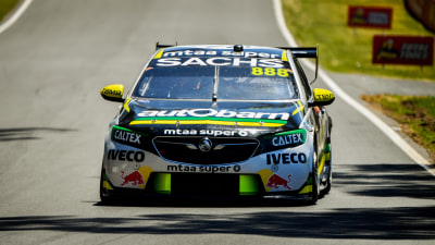 Motorsport: Supercars hits Gold Coast streets