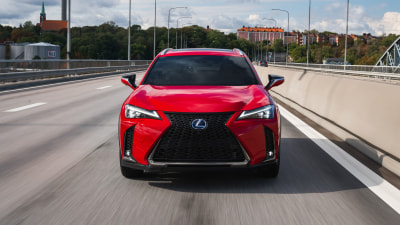 Lexus UX 2018 international first drive review