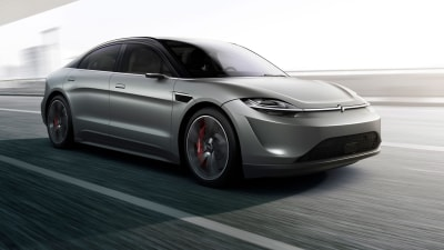 CES 2020: The cars of the future look like cars again