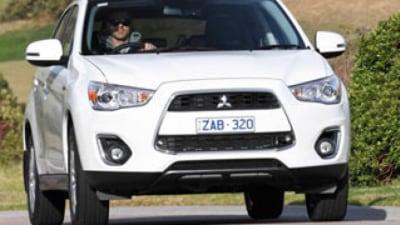 Mitsubishi ASX Aspire Diesel 4WD new car review
