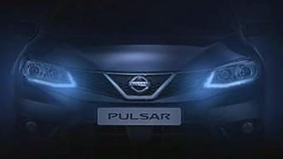 Nissan's Euro-Spec Pulsar Teased, Australian Launch Ruled Out