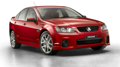 Holden Commodore SS V Redline Edition Review