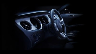 2010 Mustang Interior Added To Teaser Images