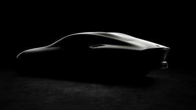 Mercedes-Benz Concept IAA Begins Its Teaser Campaign