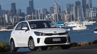 2018 Kia Rio S Manual Review