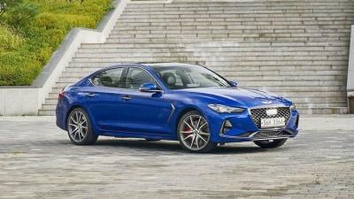 Genesis Ready To Take On Jaguar And Lexus