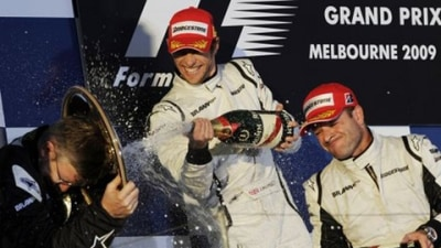 Australian F1 Grand Prix 2009: All Hail A New World Order
