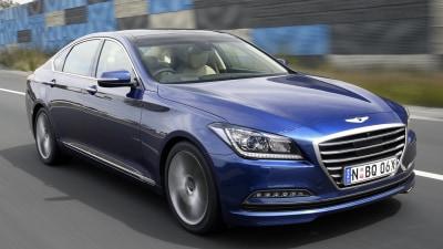 2015 Hyundai Genesis: Price And Features For Australia