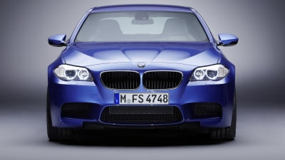 2012 BMW M5 Revealed, Due In Australia By Late 2011