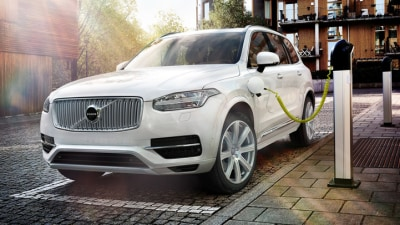 New XC90 T8 Exceeds Factory Targets, Sips Just 2.1 L/100Km: Volvo