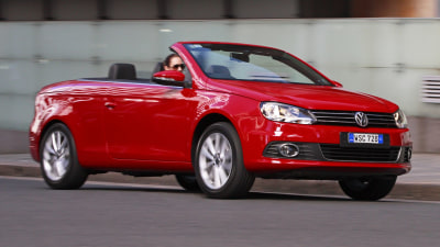 2011 Volkswagen Eos 155TSI Review