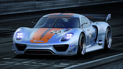 Porsche Developing 918-based 961 Coupe: Report