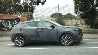 Toyota C-HR Spied Testing In Melbourne Ahead Of Australian Debut