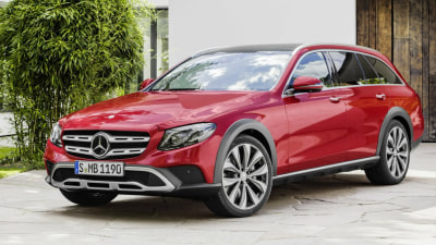Mercedes-Benz E-Class All-Terrain Ready To Hit The Dirt