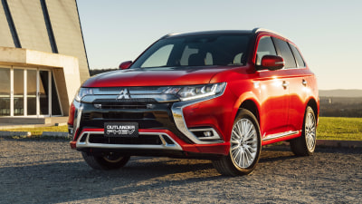 2020 Mitsubishi Outlander PHEV review