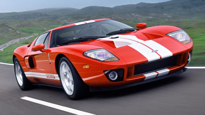 Ford GT Returning In 2016: Report