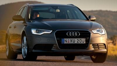 2012 Audi A6 Avant Wagon On Sale In Australia, Allroad SUV Due In Q4