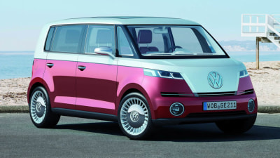 Volkswagen Cans Bulli And Bluesport, Looks To Small Crossover: Report