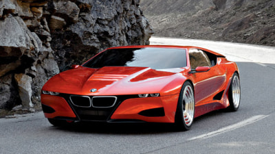 BMW Hommage Inspired Supercar Rumours Put To Rest