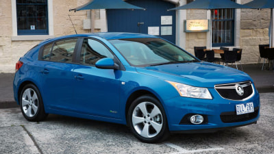 Holden Announces EOFY Deals: Cruze, Trax, Colorado, Captiva, Malibu, VF
