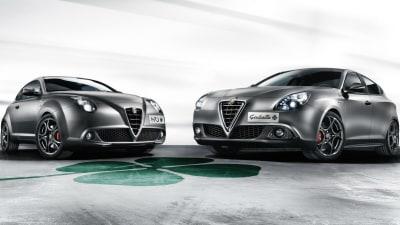 2014 Alfa Romeo Giulietta QV Gets 4C Tech, 2014 MiTo QV Revealed