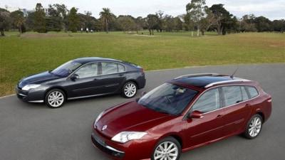 2009 Renault Laguna Full Range Launched In Australia