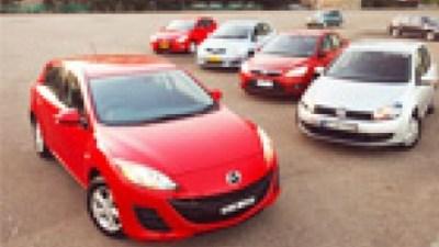 The Great Hatch Match: Hyundai i30 SLX